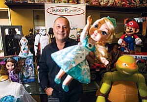 Jakks CEO Stephen Berman