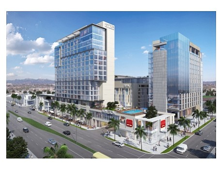 Garden Grove project rendering