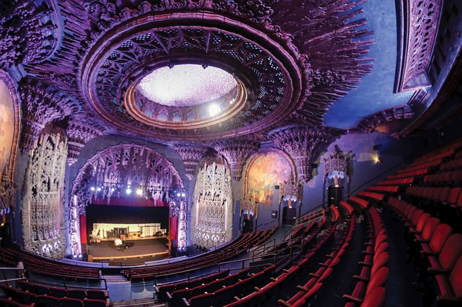 Theatre at Ace Hotel.