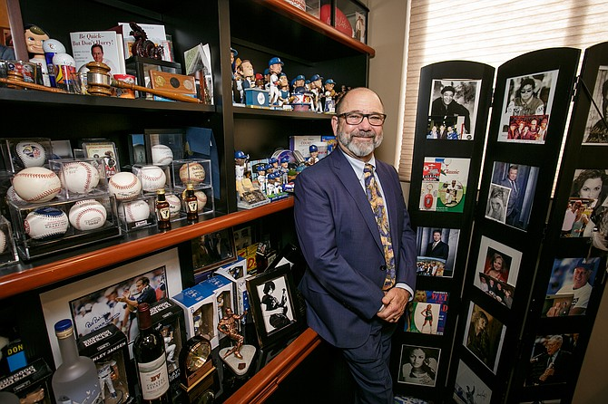 Playing Defense: Criminal attorney David Kestenbaum in Van Nuys.