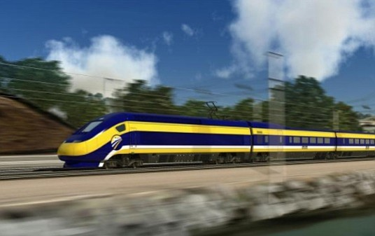 California High Speed Rail (photo courtesy of SENER)