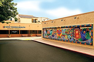 San Ysidro Health announces a rebranding campaign to more accurately reflect the comprehensive services and increased patient base it serves. Photo courtesy of San Ysidro Health
