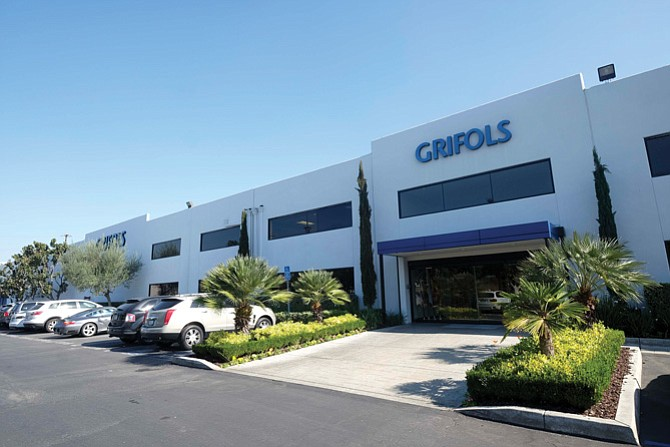 Grifols U.S. Headquarters