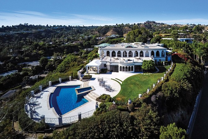 Danny Thomas Estate, Beverly Hills