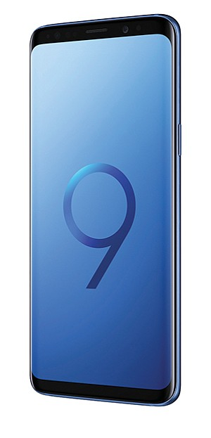 Samsung's new Galaxy S9 smartphone includes Qualcomm's Snapdragon 845 chip in certain markets. Photo courtesy of Samsung