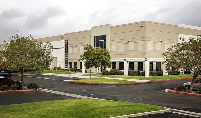 Tejon Ranch Commerce Center