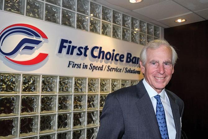 Robert Franko, First Choice Bank