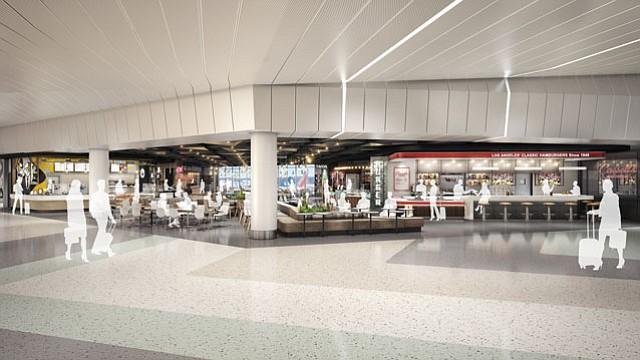 LAX Terminal 1