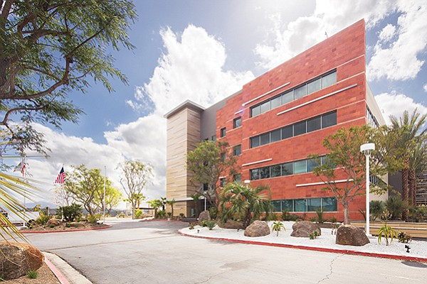 Summit Pointe in Scripps Ranch was an attractive investment for Newport National Corp., which recently renovated it. Photo courtesy of Newport National Corp.