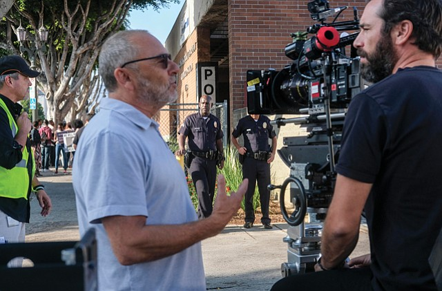 Bosch: Amazon series calls Red Studios in Hollywood home.