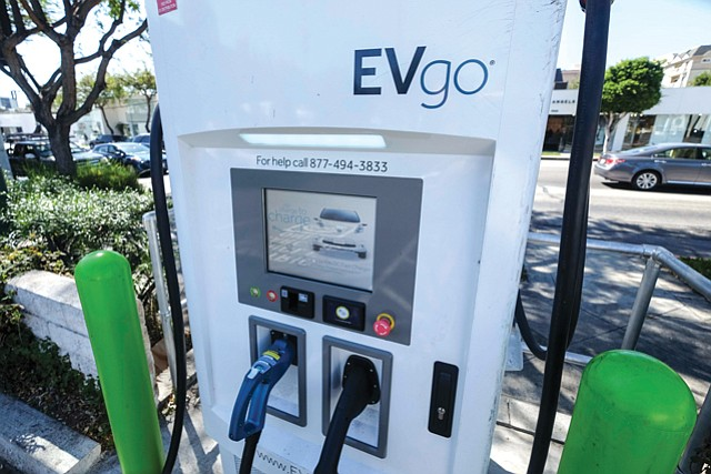 EVgo is expanding its network of electric vehicle chargers.