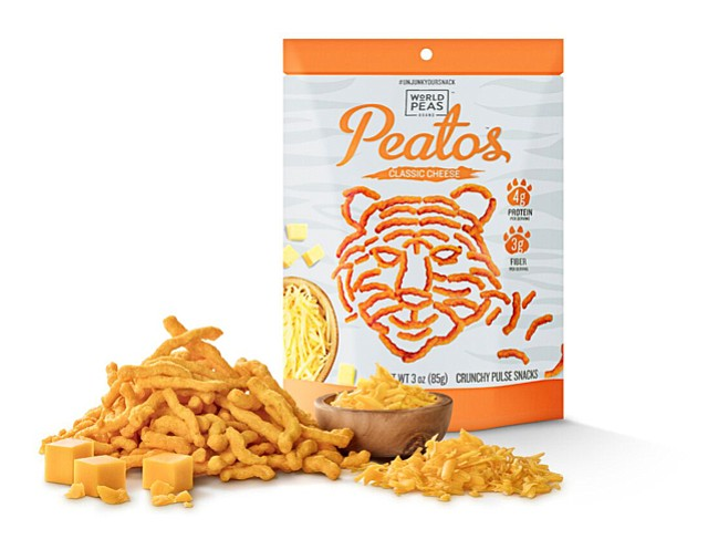 Peatos: Made of edible seeds such as lentils, peas.
