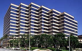 Studio Plaza at 3400 Riverside Drive in Burbank.