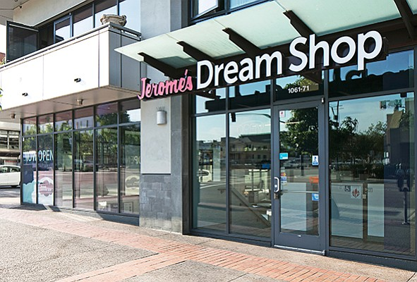 San Diego-based Jerome's Furniture, which entered the mattress industry decades ago, is growing its footprint with the expansion of its standalone mattress Dream Shops over the next several months. Photo courtesy of Jerome's Furniture