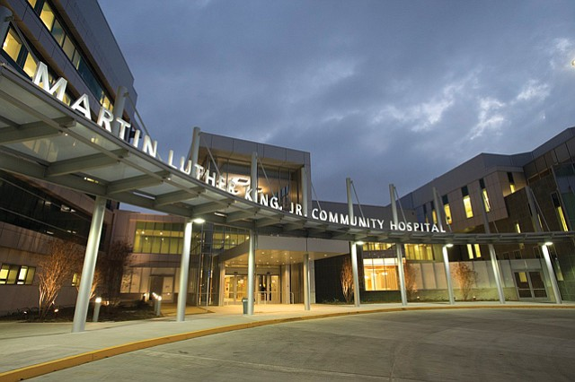 Martin Luther King Jr. Community Hospital: Rated among the best in the nation 