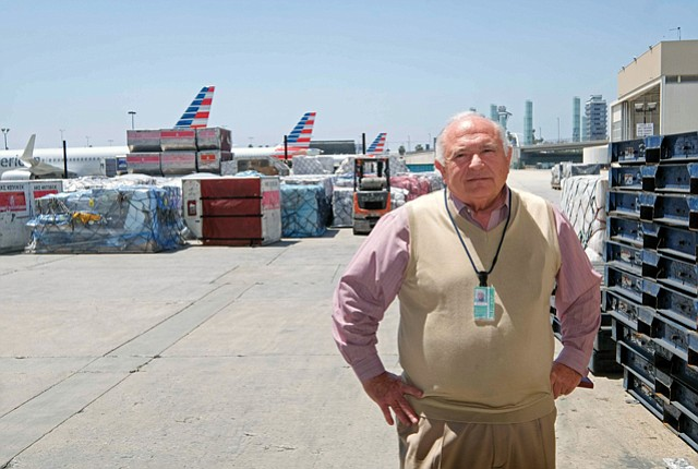Cargo Crunch | Los Angeles Business Journal