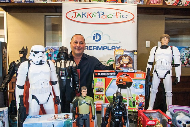 Jakks CEO Berman