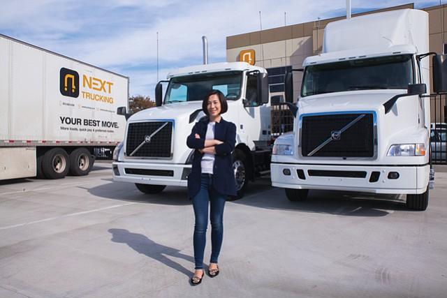 Yan: Next Trucking co-founder,