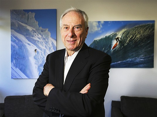 KnuEdge CEO Dan Goldin, photographed in 2016, is the former head of the National Aeronautics and Space Administration. He started the company in 2005. KnuEdge made its public debut in 2016.
