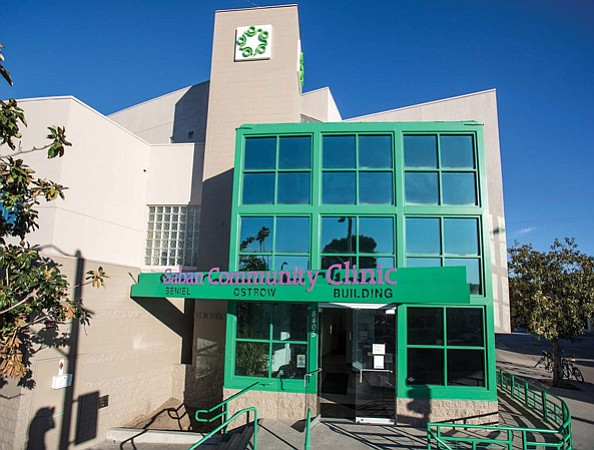 Saban Community Clinic.