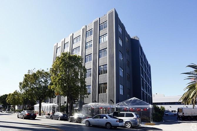 Telephone Building, 1314 7th St. in Santa Monica