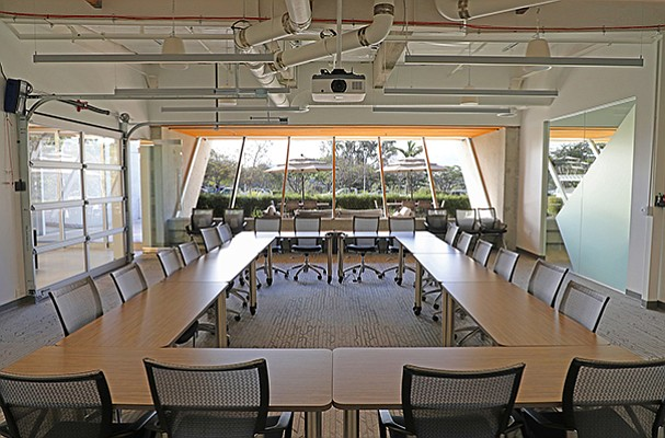 Real Capital Markets Carlsbad offices. Photos courtesy of Real Capital Markets