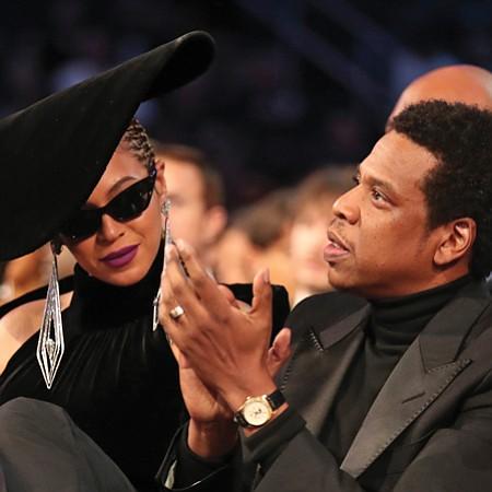 "Beyoncé Knowles-Carter & Shawn ""Jay-Z"" Carter"