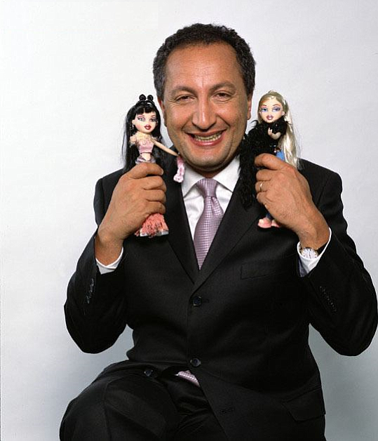 MGA Entertainment Chief Executive Isaac Larian.