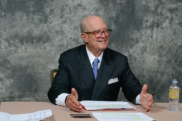 JOHN CUSHMAN III Chairman, Global Transactions, Cushman & Wakefield