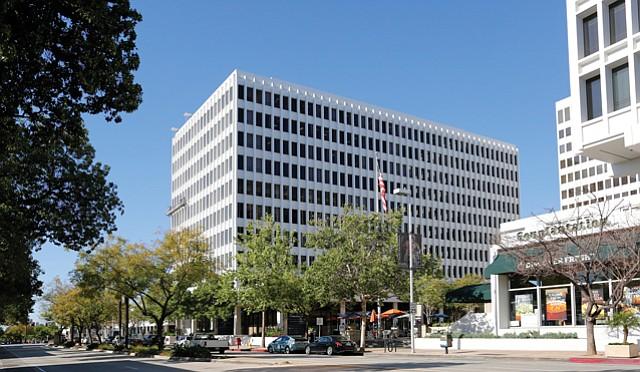 Corporate Center Pasadena: Four buildings, 640K square feet.