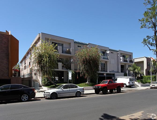 7249 Baird Ave. in Reseda.