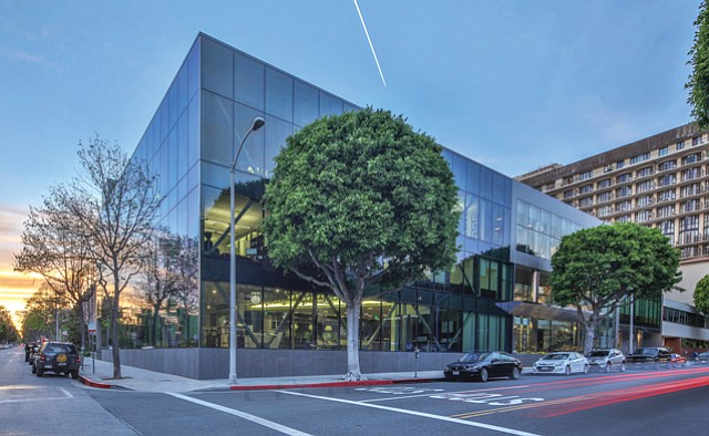 Deal Den: Kennedy Wilson headquarters in Beverly Hills.