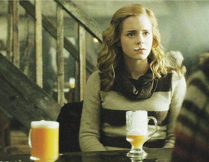 "Scene from the 2009 film ""Harry Potter and the Half-Blood Prince"""