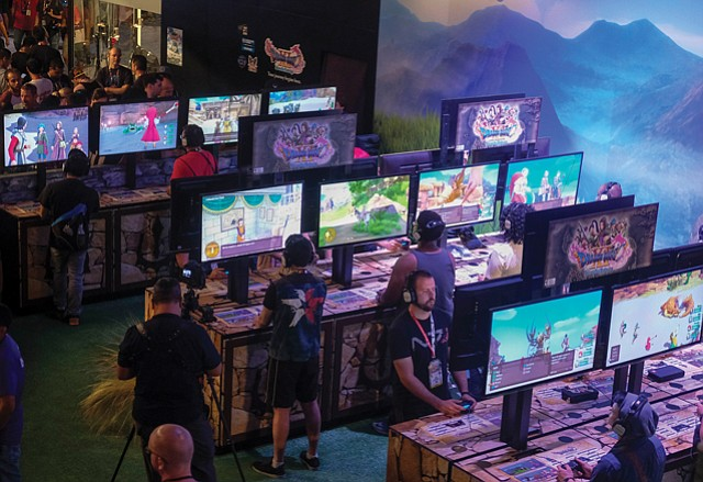 Demo Days: Fans can get early looks at games during E3 and often be some of the first to play.
