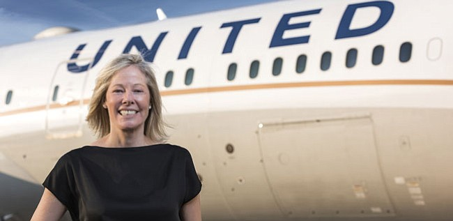 Janet Lamkin, United Airlines Inc.
