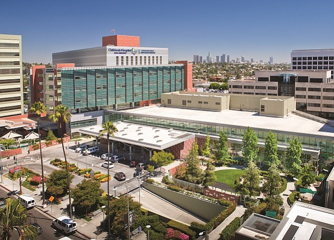 Children's Hospital Los Angles