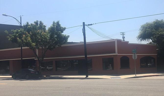 2222 W. Olive St. in Burbank.