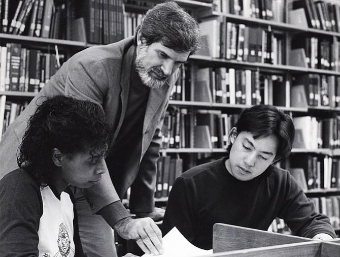 Professor Lyman Chaffee