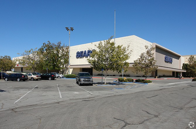 Sears store at Janss Marketplace, 145 W. Hillcrest Drive in Thousand Oaks.
