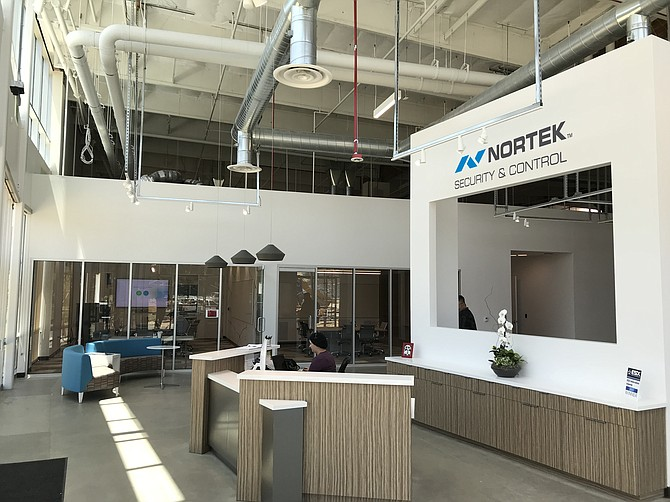 Nortek Security & Control's corporate headquarters is at 5919 Sea Otter Place in Carlsbad. The company moved to the Atlas at Carlsbad campus in spring 2018.