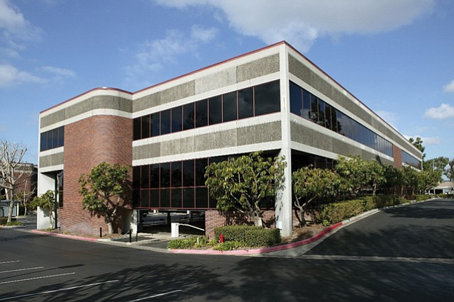2100 Orangewood: One of two buildings that sold in a combined $22 million deal.