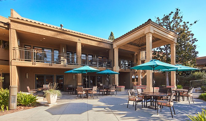 The Reserve at 3575 N. Moorpark Road in Thousand Oaks.