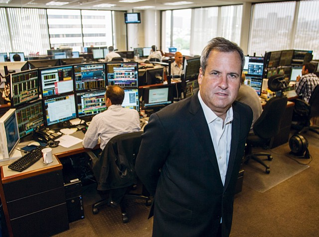 C-Suite: B. Riley CEO Bryant Riley (pictured) to share title with Tom Kelleher.
