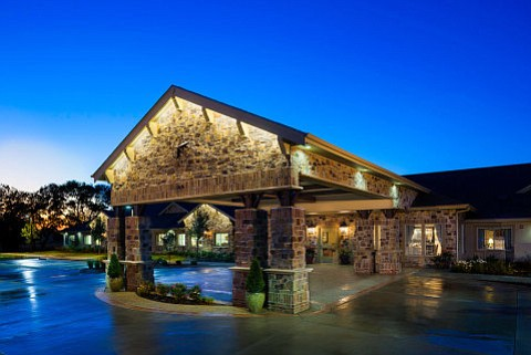 Riverside Inn at Fossil Creek in Ft. Worth, one of two senior living homes purchased July 17 by LTC Properties in Westlake Village.