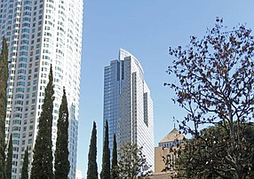 Downtown L.A.'s Gas Co. Tower