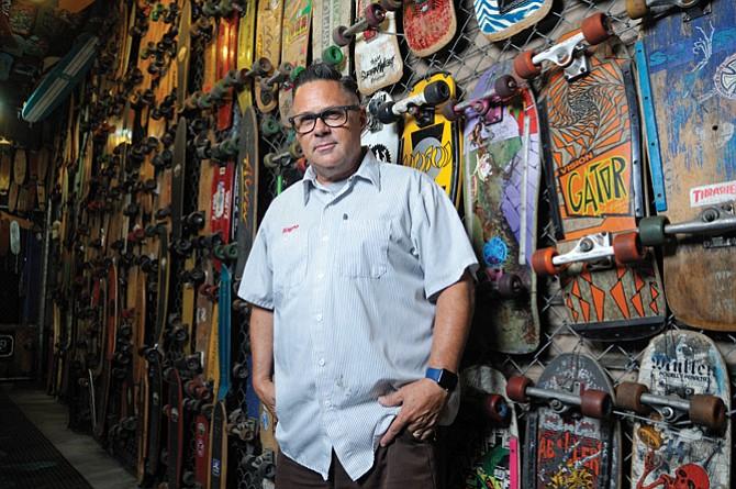 Todd Huber of Skatelab