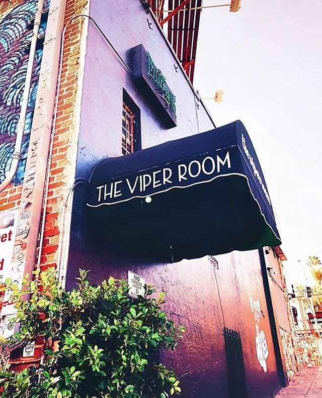 The Viper Room (photo via www.facebook.com/theviperroom/)