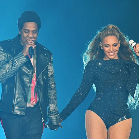 "Shawn ""Jay-Z"" Carter and Beyoncé Knowles-Carter"