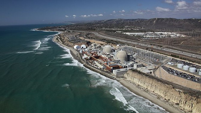 SCE's San Onofre Nuclear Generating Station