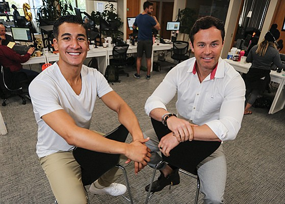 Djamel Bettahar and Andrew Canole co-founded Organifi in 2014 to combat obesity and help people make more healthy choices.